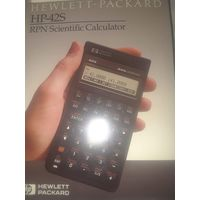 Hp HEWLETT PACKARD 42S RPN SCIENTIFIC
