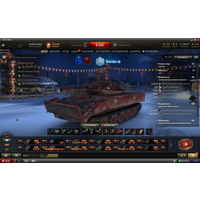 Топ аккаунт в WOrld Of Tanks с type-59