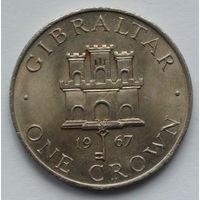 Гибралтар. 1 крона. 1967