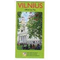 Карта Вильнюса