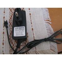 Зарядное устройство AC/DC ADAPTOR c cигнализацией зарядки