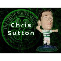 Chris Sutton CELTIC 5 см Фигурка футболиста MC4268