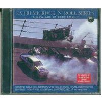 CD Extreme Rock 'N' Roll Series - A New Age Of Excitement Vol. 1 (1996) Thrash, Black Metal, Death Metal, Power Metal