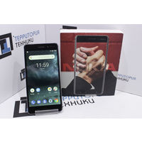 """5.5"""" смартфон Nokia 6 (х8, 3Gb ОЗУ, Full HD, 2 SIM). Гарантия"""
