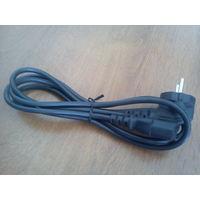 Сетевой шнур для компьютера 18AWGX3C