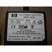 Блок питания HP (AC ADAPTOR 220V / 32V / 15V)