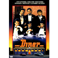Забегаловка / Diner (Стив Гуттенберг, Микки Рурк, Кевин Бейкон)  DVD9