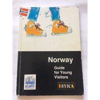 Норвегия Страноведение 106 стр