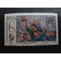 ЮАР 1989 100 лет регби