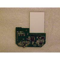 Плата LD-578(326) с LCD-индикатором и микросхемой-датчиком давления