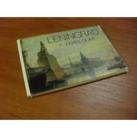 Набор открыток Leningrad in Works of Art  18шт