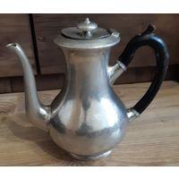 Старинный чайник-кофейник, Германия, EDUARD HUECK. Цена снижена !