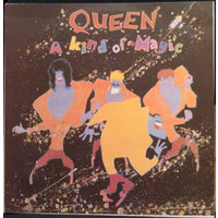 Queen, A Kind Of Magic, LP 1994 Russia