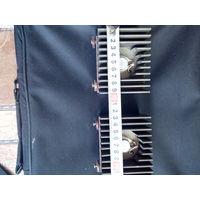 Радиаторы с рабочими транзисторами КТ818/819ГМ