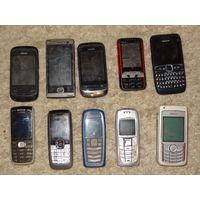 Ретро телефоны Нокиа Nokia 10 шт
