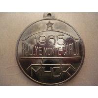1965 Ралли Монте-Карло.ФАМС БССР.