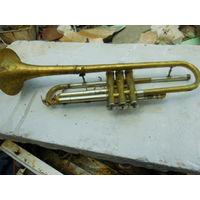 Труба.  без  мундштука