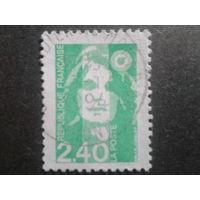 Франция 1993 стандарт 2,40