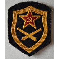 Артиллерия СССР штамп2