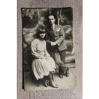 Фото 1933 года, Барановичи, размер 13.5*9 см.