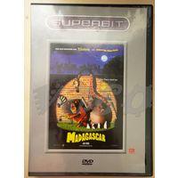 Мадагаскар. DVD б.у.