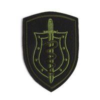 Общий шеврон сотрудников спецназа ФСКН России, для специальной формы(распродажа коллекции)