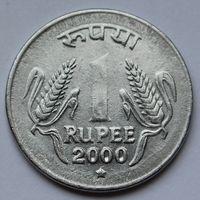 1 рупия 2000 Индия