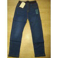 Новые джинсы для мальчика на 4-5 лет