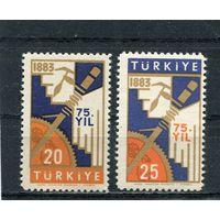 Турция. 75 лет Стамбульской высшей школы экономикаи и торговли