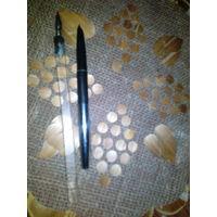 Ручка перьвая и чернильная.Ретро!