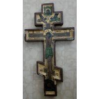 Деревянный крест с распятием. С 1 рубля! Без МПЦ!