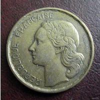 Франция. 20 франков 1951 г.