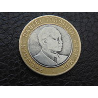 Кения 10 шиллингов 1987 г.