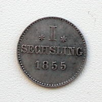 1 ЗЕКСЛИНГ 1855 ГАМБУРГ