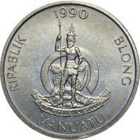 Вануату 2 вату 1990