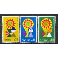 1967 Израиль. Год международного туризма