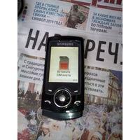 Мобильный телефон слайдер ретро Samsung-sgh-u600