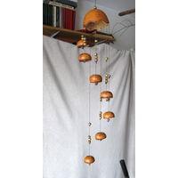 Перуанские подвесные колокольчики