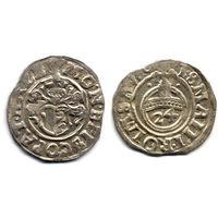 Грошен (1/24 талера) 1618, Германия, Хальберштадт (епископство). Коллекционное состояние