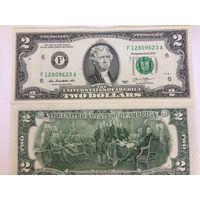 2 доллара США 2013 года F 12809623 A