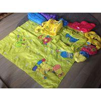 Детский игровой развивающий коврик, манеж
