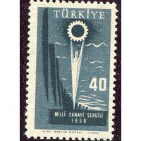 Турция. Промышленная выставка. Стамбул