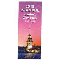 Карта Стамбула (Турция)