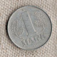 Германия ГДР 1 марка 1977 А//(Oct)