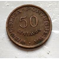 Ангола 50 сентаво, 1961 2-12-35