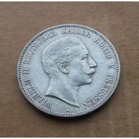 Германия (империя) - Пруссия, 5 марок 1903 г., серебро, Вильгельм II (1888-1918) (2)