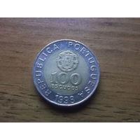 Португалия 100 escudos 1998