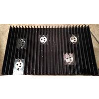Радиатор 263х157х20 мм