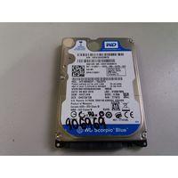"Жесткий диск для ноутбуков 2.5"" SATA 160Gb  WD WD1600BEVT (906969)"