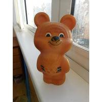 Медведь олимпийский